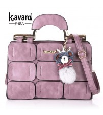 Fashion Pu Leather Bags Luxury Handbags