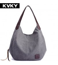 KVKY Women's Canvas Handbags