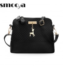 SMOOZA Deer Shell Women Bag