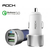 Charger Dual USB Quick Charge For Iphone