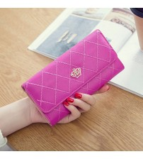 Female Purse Card Holders Clutch Wallet