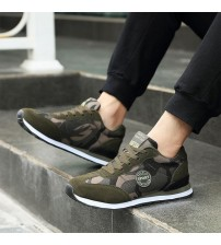 Fooraabo Women Shoes Camouflage