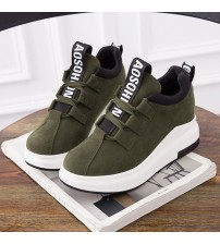 Casual Women Shoes Platform Sneakers