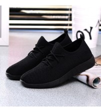 Solid Women Sneakers Platform Shoes