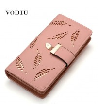 Female Purse Leather  Wallet