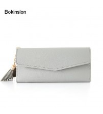 Bokinslon Long Section Wallet