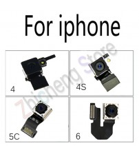 Back Camera For Iphone 4 4s 5 5c 5s 6 Rear Camera With Flex Cable
