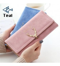 Long Wallet Female Long Design Purse