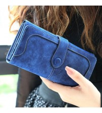 Long Wallet Women's Coin Purse