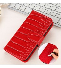 Luxury Leather Wallet Flip Cover