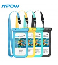 3/4/7 PCS Mpow Underwater Waterproof Phone Bag