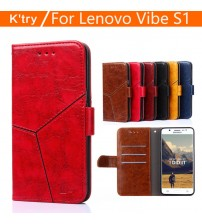 New For Lenovo Vibe S1 Case Luxury Flip Leather