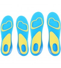 Arch Support Massaging Shoes Pads Silicone