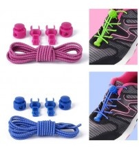 Round Shoelaces Elastic