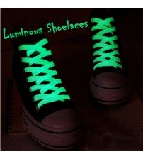 100cm Luminous Glow Shoelace Strings