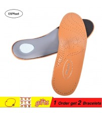 Flatfoot High Arch Support Insoles Silicone