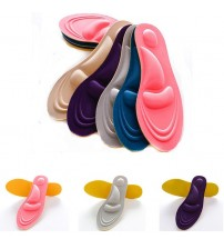 4D Soft Insole High Heel Shoe Pad