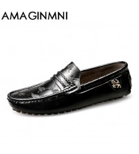 Flats Loafers Men Casual Shoes