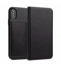 Leather Case For Apple iPhone X Soft Wallet With Card