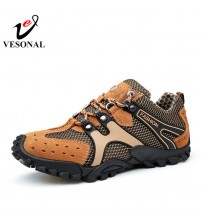 Breathable Casual Sneakers Male Mesh Shoes