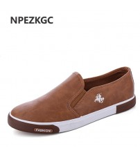 High Quality Casual Shoes PU Leather