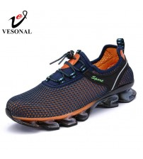 Breathable Soft Light Male Mesh Shoes