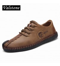 Lace Up Natural Rubber Casual Shoes