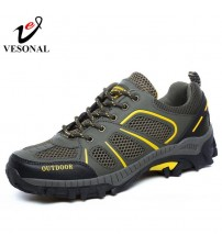 Breathable Light Mesh Men Sneakers