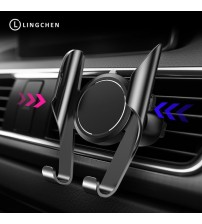 LINGCHEN Car Phone Holder  Universal AirVent