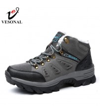 Casual Ankle Rubber Non Slip Lovers Boot