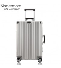 Rolling Trolley Luggage Travel Suitcase