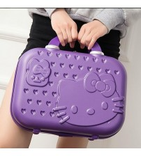 Hello Kitty Luggage Portable Suitcases