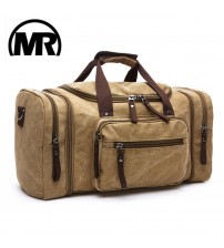 MARKROYAL Canvas Men Travel Bags