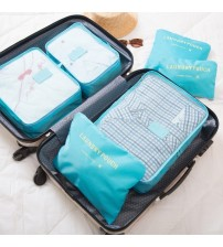Organizers Travel Bags Nylon Packing Cubes