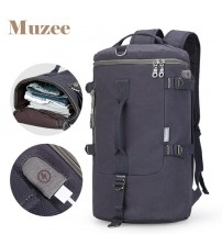 Multi-function Rucksack Male Fashion Backpack