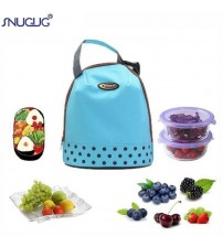 Insulated Tote Lunch Bag Picnic Box