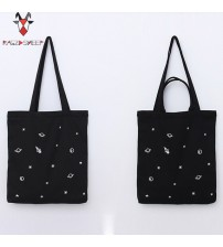 Fashion Cotton Grocery Tote Shopping Bags