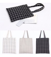 Cotton Linen Eco Friendly Shopping Bag