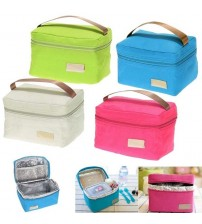 Cooler Thermal Picnic Lunch Bag Waterproof