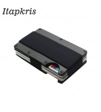 Aluminum Bank Credit Card Holder