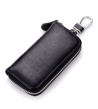 Cow Leather Car Key Bag Wallet