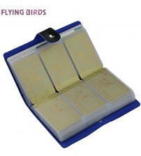 FLYING BIRDS! Card Holder Case