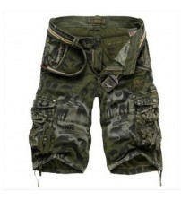 Dropshipping Men's Camouflage Shorts