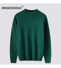 Knitted Sweater Winter Warm Pullover Nice Sweater