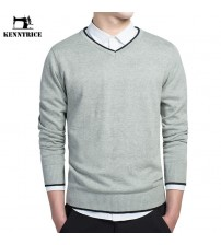 KENNTRICE Mens Sweaters Knitted Sweater