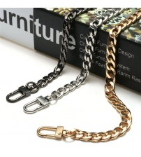120cm Stainless Steel Purse Chain Strap