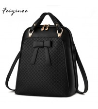 Influx PU Leather Backpack