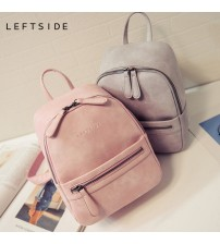 Backpack New Fashion Casual PU Leather