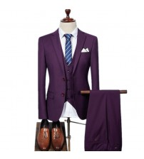 Wedding Suits With Pants Business Formal Wear