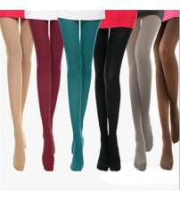 Footed Tights Sexy Pantyhose